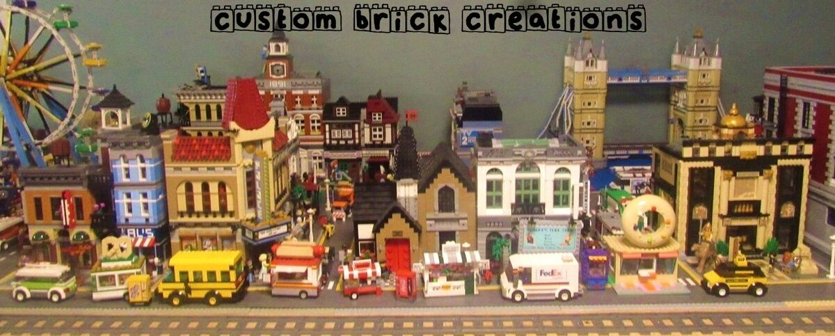 Custom Brick Creations
