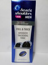 Head & Shoulders Advanced Thickening Tonic Full & Thick 4.2 FL OZ 1 Box