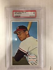 1964 Topps Giants #18 Jim Fregosi PSA 7