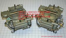 1965-67 YOUR CHEVELLE CHEVY II FS HOLLEY CARBURETOR RESTORED 3139 3140 3419 3837