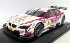 Coches de carreras de automodelismo y aeromodelismo color principal blanco de escala 1:18 BMW