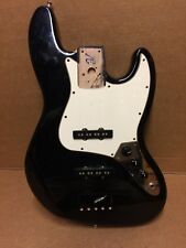 Fender Jazz made in Mexico Bass Guitar Body w/ guts - C184