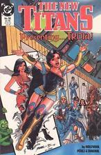 New Teen Titans/New Titans Vol. 2 (1984-1996) #55