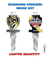 Richmond Tigers 2020 Premiership LIMITED EDITION House Key-FREE POST !