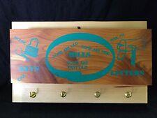 key chain holder / letter holder cedar