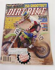 November 1993 Dirt Bike Magazine