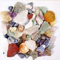 5 kg  gemischte Rohsteine Wassersteine Edelsteine Dekosteine Heilstein Dekostein