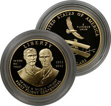 2003 W $10 GOLD EAGLE FIRST FLIGHT CENTENNIAL GEM PROOF IN AIRTIGHT