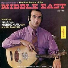 NEW Now Sounds of the Middle East (Audio CD)