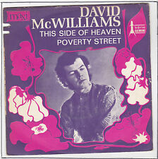McWILLIAMS David Vinyle 45T 7 SP THIS SIDE OF HEAVEN