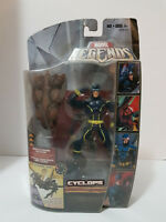 Marvel Legends Cyclops Queen Brood Series MOSC New In Package 2007 Hasbro