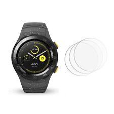 2 X Neuf Avant Transparent écran LCD Protecteur Film pour Huawei Watch 2