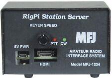 MFJ-1234 RigPi Remote Control for Ham Radio Transceivers
