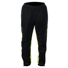 Pantalons imperméable noir Alpinestars pour motocyclette