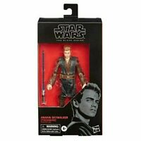 Star Wars The Black Series Anakin Skywalker Action Figure 6-Inch Scale 6""