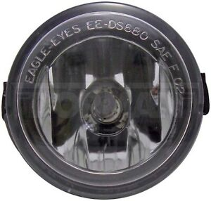 Dorman 1571086 Fog Lamp Assembly For 06-09 Cube FX35 FX45 Murano Versa