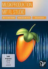 Musikproduktion mit FL Studio Lass sie tanzen! DVD-ROM Software