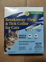 Zodiac Breakaway Flea & Tick Collar For Cats