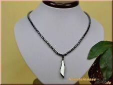 Markenlose Modeschmuck-Halsketten & -Anhänger mit Hämatit für Damen