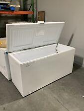 21 Cu Ft Kelvinator Chest Freezer Very Little Use Looks New Inside