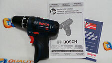 "New Bosch PS31 12V Max Li-Ion Cordless 3/8"" Drill/Driver 2-Speed Bare Tool"
