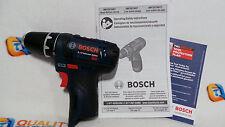 "New Bosch PS31 12V Max Li-Ion Cordless 3/8"" Drill/Driver 2-Speed Bare Tool"
