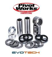 KIT REVISIONE COMPLETO PERNO FORCELLONE Pivot Works  HONDA CR 250 R 2006 2007