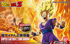 Super Saiyan 2 Son Gohan Dragonball Z Figure Rise Standard Model Kit Bandai
