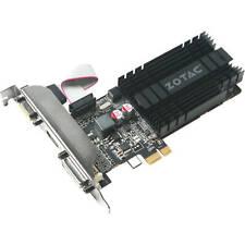Zotac GeForce GT 710 1GB Low Profile GDDR3 ZT-71304-20L Video Graphics Card GPU
