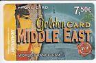 FRANCE TELECARTE / PHONECARD PREPAYEE .. 7€50 IRADIUM EGYPTE PHARAON 12/03+N°