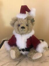 Annette Funicello Christmas Santa Bear
