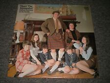Meet The Kennedys~Calum Kennedy & the Family~UK IMPORT~FAST SHIPPING!