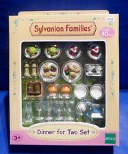 Sylvanian Families 2818 Dinner for Two Set Frühstück Küche Buffet Playmobil Neu