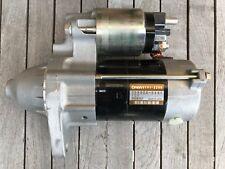 New Onan Kubota Generator Starter 0191-2200-5286958 75HD KAJ Denso 12 Volt