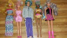 Custom made spectra barbie dolls