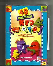 40 GREATEST KID CONCOCTIONS (2005,DVD) BRAND NEW: Time Life:  Activities Booklet