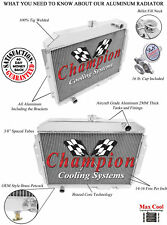 1968 1969 1970 1971 1972 1973 1974 Javelin 4 Row Eagle Champion Radiator