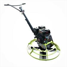 HELICOPTER, TROWEL MECHANICAL ENGINE LONCIN FOR SMOOTH THE SCREED / CONCRETE SLA