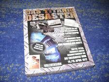 Das TITANIC Desaster Deutsch PC Adventure selten BIG BOX Sammler