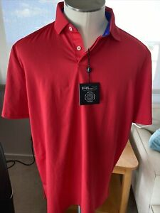 ralph lauren polo golf shirt XL. Justin Thomas