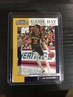 JA MORANT 2019-20 PANINI CONTENDERS DRAFT PICKS GAME DAY TICKET ROOKIE RC #2