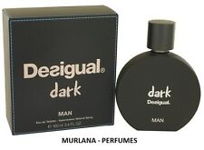 DESIGUAL DARK MAN EAU DE TOILETTE 100ml