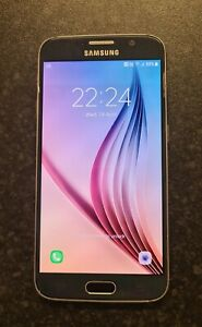 Samsung Galaxy S6 32GB (Unlocked) Smartphone - Black Sapphire