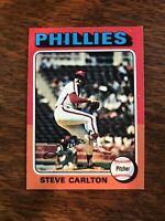 1975 TOPPS #185 STEVE CARLTON HOF PHL PHILLIES— POPULAR ISSUE💥*** (wph)