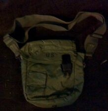5 military surplus alice canteen pouch with clips and shoulder straps