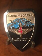 160th Soar (A) Special Operations Aviation Regiment Challenge Coin