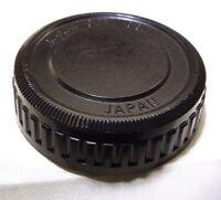 Pentax Asahi OPT. CO. Rear Lens Cap twist on type PK K KA RK - Free Shipping