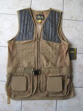 fea1ca29d826b Cabela's Mens Convertible II 3-in-1 Shooting Hunting Vest Large Field Khaki  $129