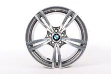 ORIGINALE BMW m5 f10 Alufelge 20 pollici 343 M Doppio Cerchi a raggi 2283999 1471