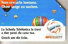 Telefonkarte Italien gut erhalten + unbeschädigt (intern: 2253 )